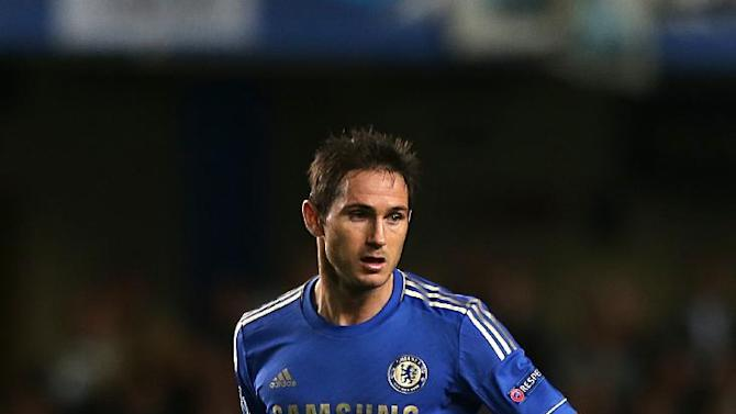 Frank Lampard could be on his way out of Chelsea