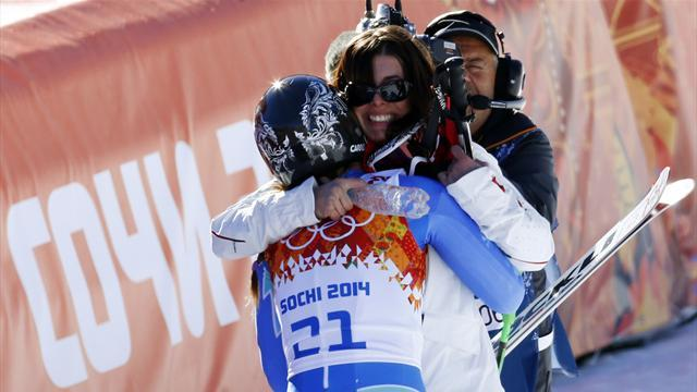 Alpine Skiing - Maze shares downhill gold with Gisin