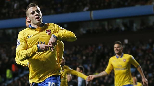 Premier League - Wenger: Wilshere back to his best