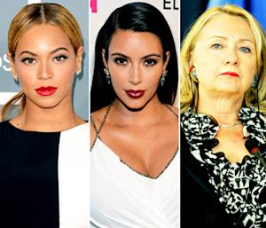 Beyonce, Kim Kardashian, Hillary Clinton, Ashton Kutcher Among Celebrities Targeted in Latest Hacking Scheme: Report