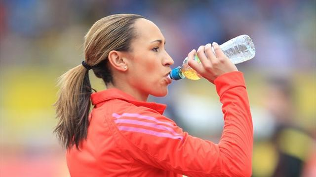 Athletics - Ennis-Hill on the road to recovery and eyeing Commonwealth gold