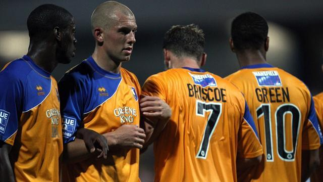 FA Cup - Mansfield set up Liverpool tie