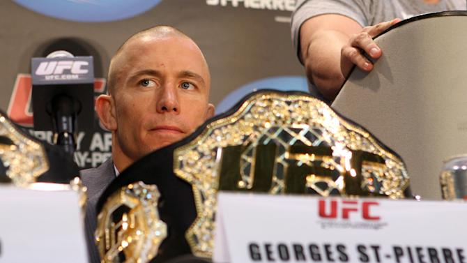 UFC 129: Press Conference
