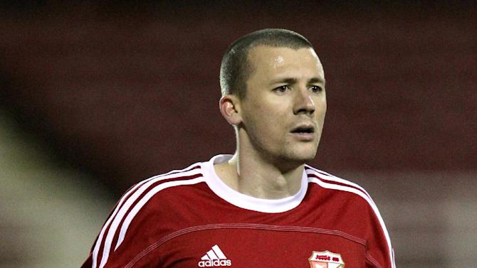 Paul Caddis has joined Birmingham after losing the captaincy at Swindon