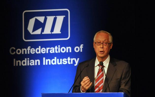 "The White Paper's plan is to ""forestall an impending crisis"", says Emeritus Senior Minister Goh Chok Tong. (AFP file photo)"