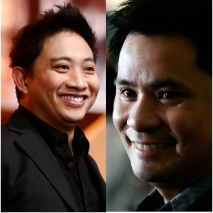 Michael V and Ogie Alcasid (GMA Network and NPPA Images)