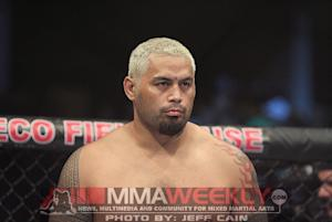 "Mark Hunt Suffered a Broken Toe in UFC 160 Co-main Event, Says Dos Santos was Too ""Slick"""