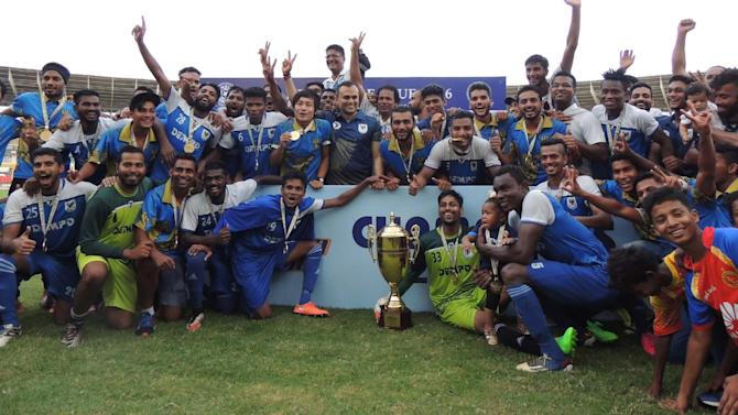 OFFICIAL: Dempo SC confirm withdrawal from I-League