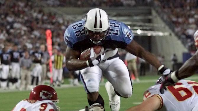 Ex-Titans running back Rodney Thomas dies at 41