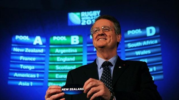 Chairman Bernard Lapasset hopes the International Rugby Board can help broker a solution to the long-running Heineken Cup feud.