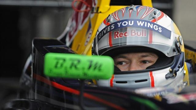 Formula 1 - Magnussen fastest at Abu Dhabi young driver test