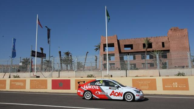 WTCC - Muller quickest again in Morocco