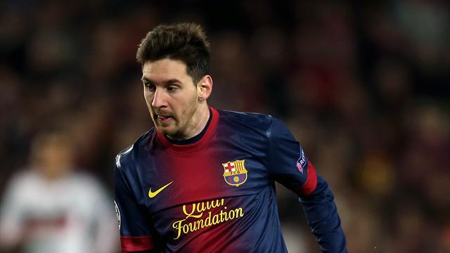 Football - Roura hopeful over Messi