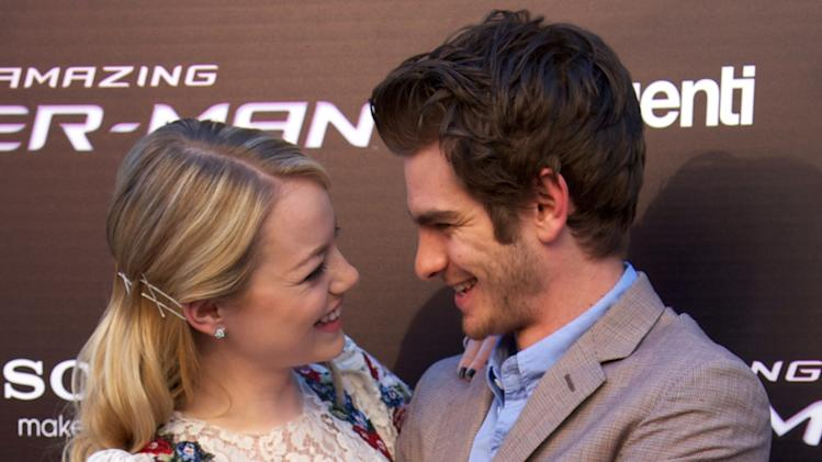 'The Amazing Spider-Man' Madrid Premiere