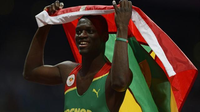 Athletics - Kirani James focused on bigger picture