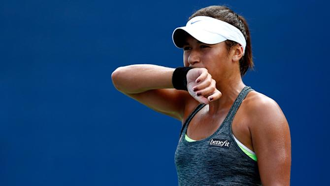 US Open - Watson crashes out at Flushing Meadows