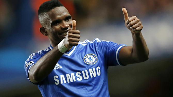 Premier League - Everton set to land Eto'o