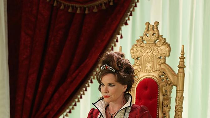 """""""Once Upon a Time"""" -- """"Queen of Hearts"""""""