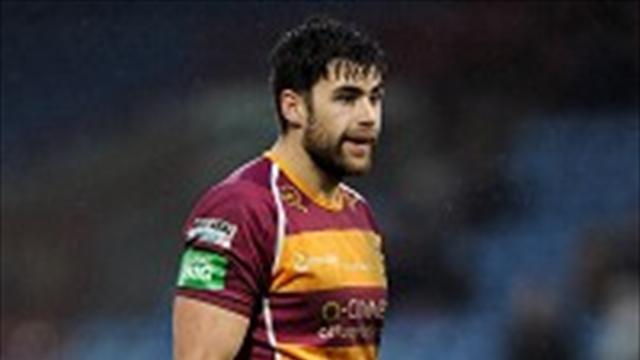 Rugby League - Cording puts Giants before girlfriend