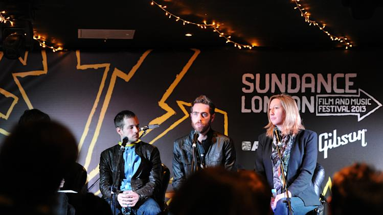 Hub Talk Kickstarter and Creative - Sundance London Film And Music Festival 2013