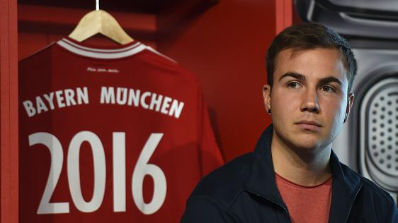 Mario Gotze to Liverpool: German midfielder looking forward to starting new season with Bayern Munich