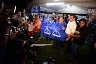 Barisan's event to showcase 150 DAP members switching sides ends in confusion