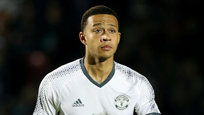 Lyon near Memphis deal with Man Utd - Aulas