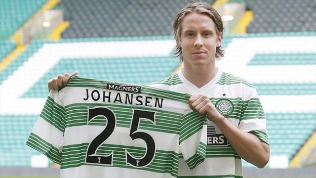 Scottish Premiership - Johansen ready for Celtic challenge