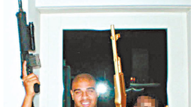 Fall From Grace: Former Brazil Striker Adriano Now Living on the Wild Side With Gang Members