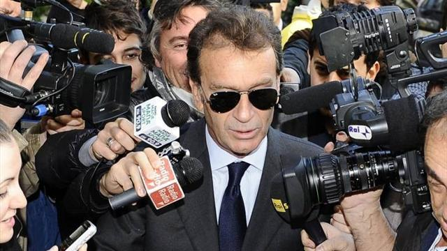 Championship - 'I don't buy teams for fun': Cellino tells his side of Leeds saga