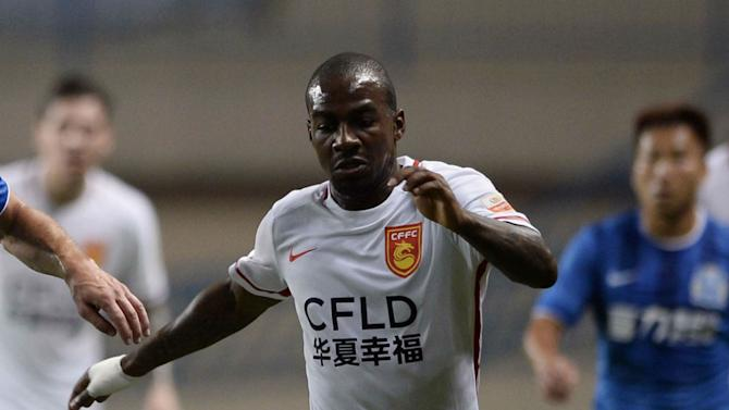 Deportivo bring in Kakuta from Hebei after CSL rule changes