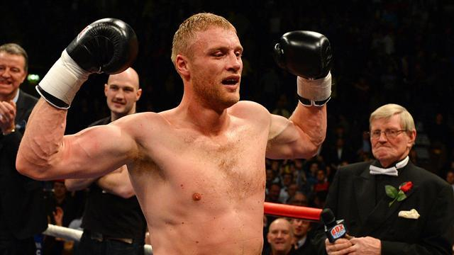 Boxing - Flintoff injury could end boxing career