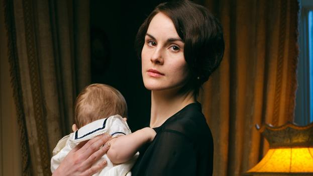 Downton Abbey Season 4 - Lady Mary
