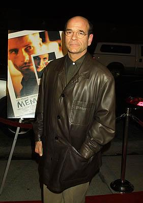 Premiere: Robert Picardo at the Los Angeles premire of Newmarket Films' Memento - 3/13/2001