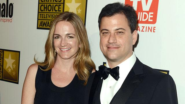 Jimmy Kimmel Weds Longtime Love