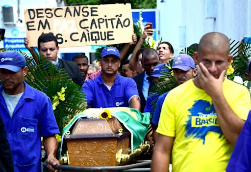 Image result for carlos alberto burial