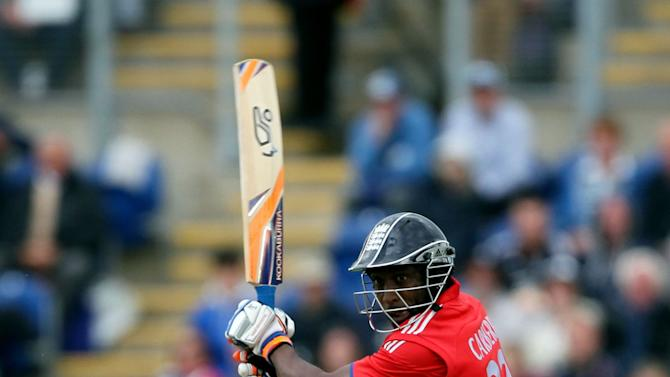 Cricket - Michael Carberry File Photo
