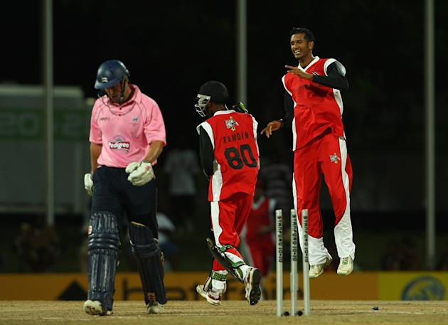 Trinidad & Tobago v Middlesex - Stanford Twenty20 Super Series