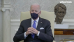 Biden on states lifting mask mandates: 'The last thing we need is Neanderthal thinking'