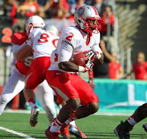 UNM's Crusoe Gongbay suspended, facing charges