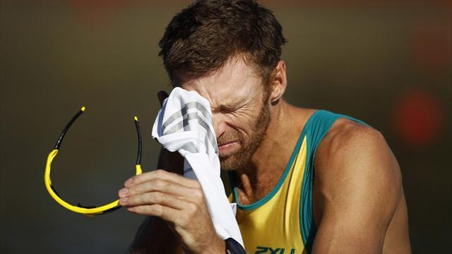 London 2012 - Aussie rowing champion Ginn finally calls it quits