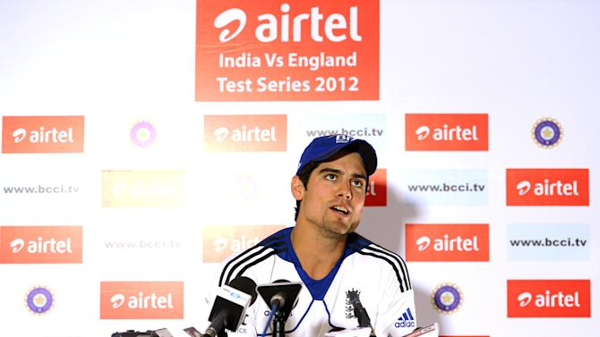 Alastair Cook is confident England can seal a series win in India