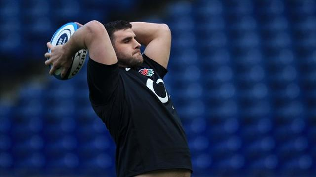 Rugby - Proud Webber eyes World Cup
