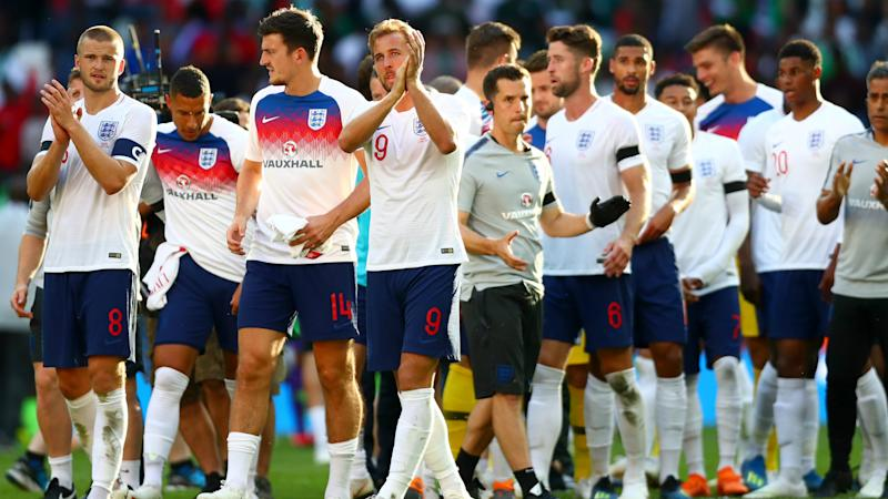 Rivals believe England are big threat at World Cup – Kane