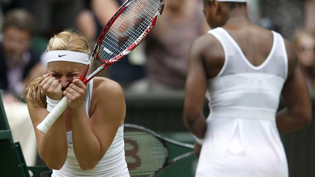 Wimbledon - Serena Williams out after shock loss to Lisicki
