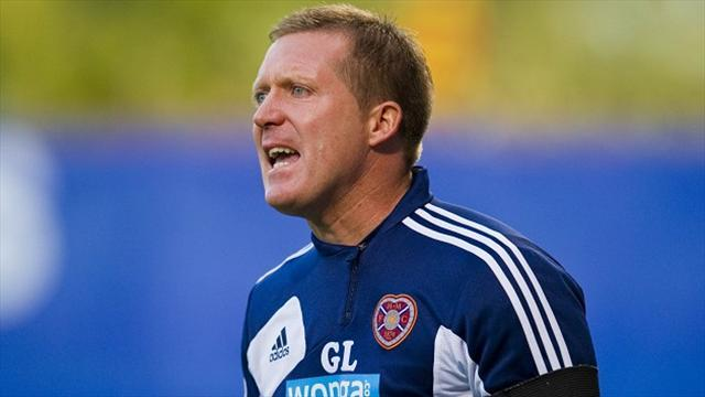 Scottish Premiership - Locke expects County battle