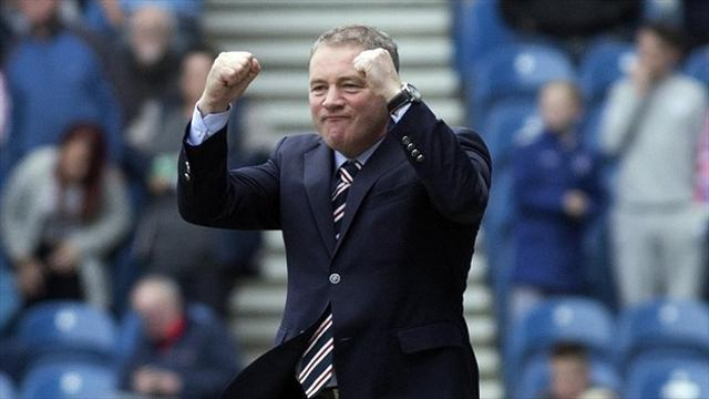 Scottish Football - McCoist: Support my European dream
