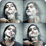 Sonam Kapoor has a close shave with masculinity?