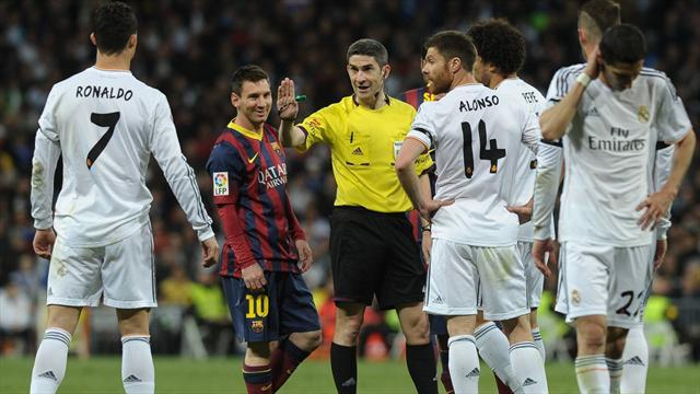 Liga - Xavi: Ronaldo was 'wrong' and his ref attack was 'harsh'