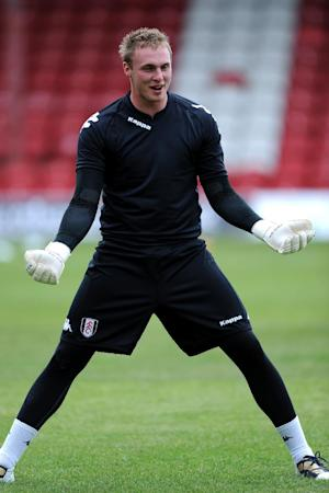 David Stockdale has joined Hull on loan